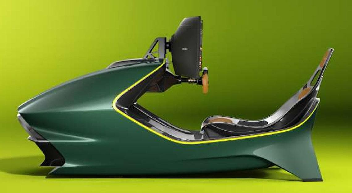 Aston Martin's AMR-CO1