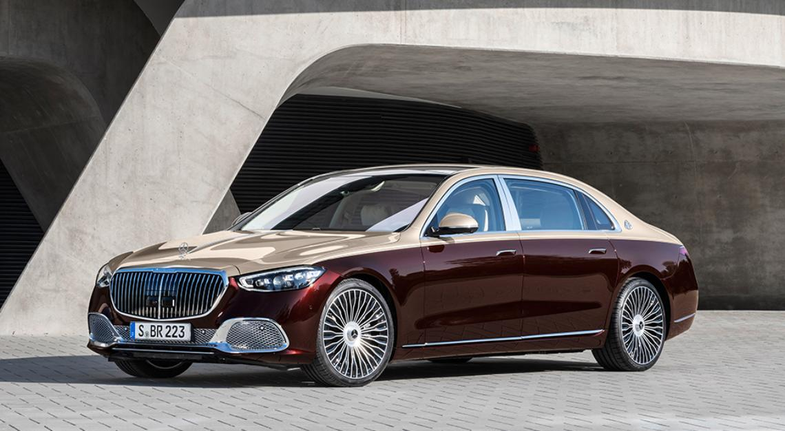 2021 Mercedes-Maybach S580 4Matic