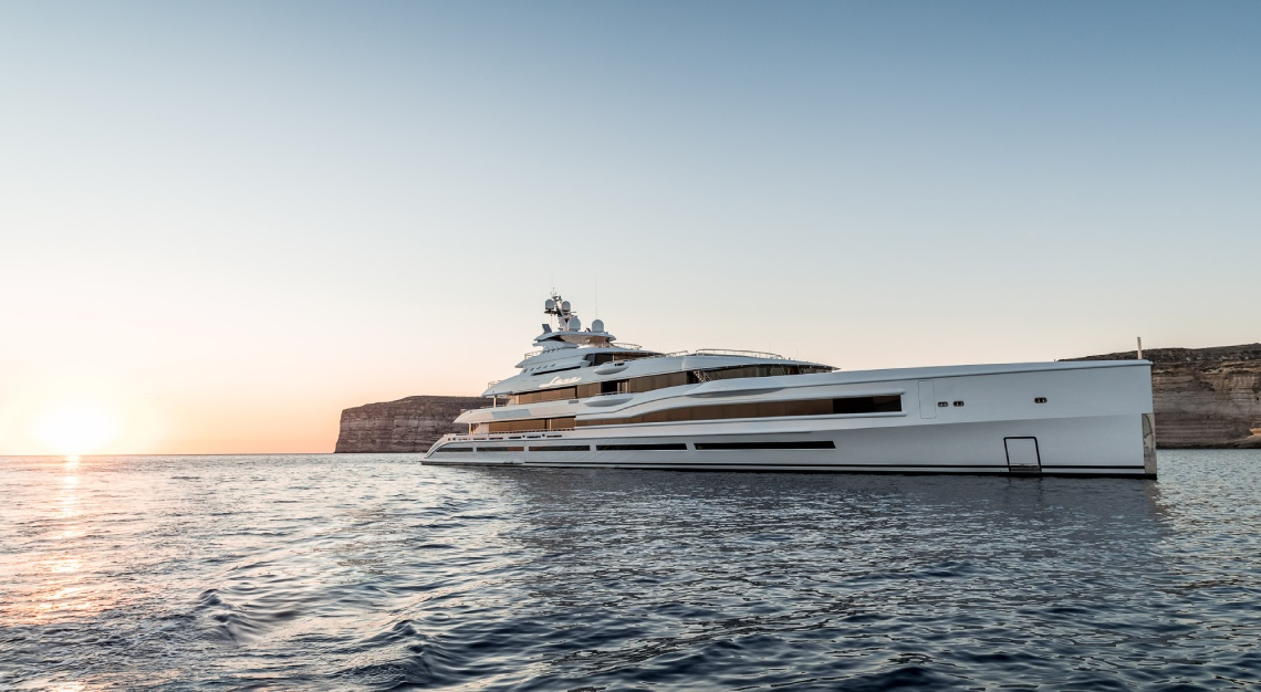 imperial yachts lana