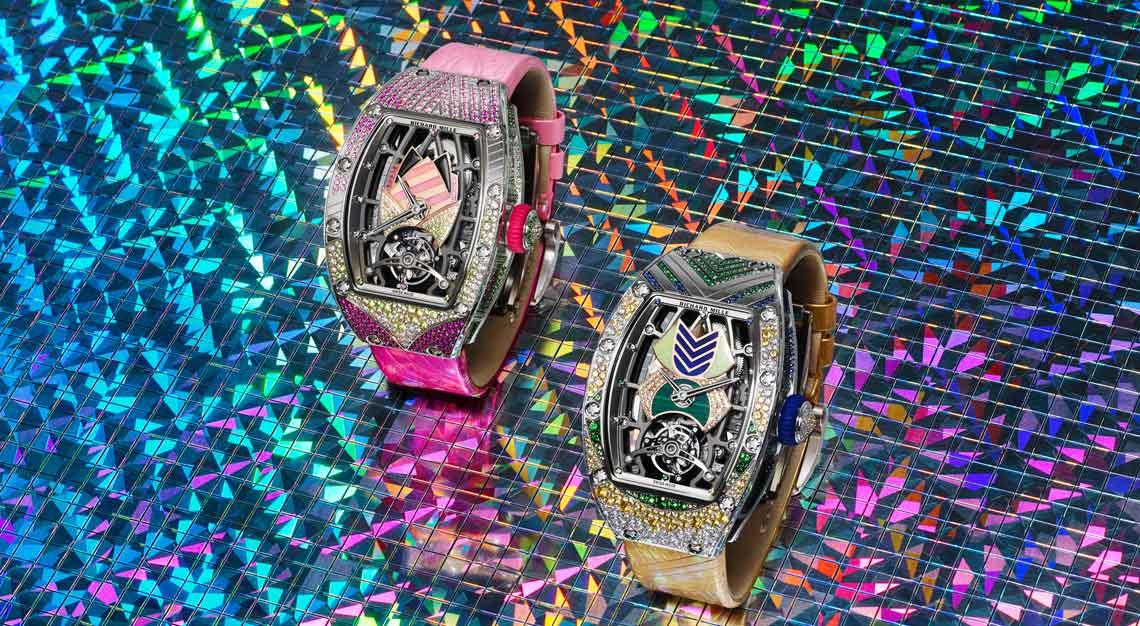 RM 71-02 Automatic Tourbillon Talisman