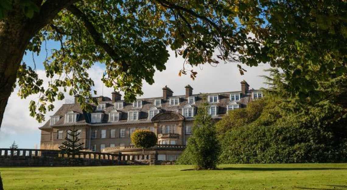 Gleneagles-Edinburgh