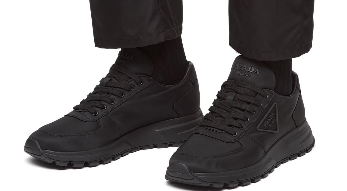 Prada Re-Nylon PRAX 01 Lace-up Sneakers