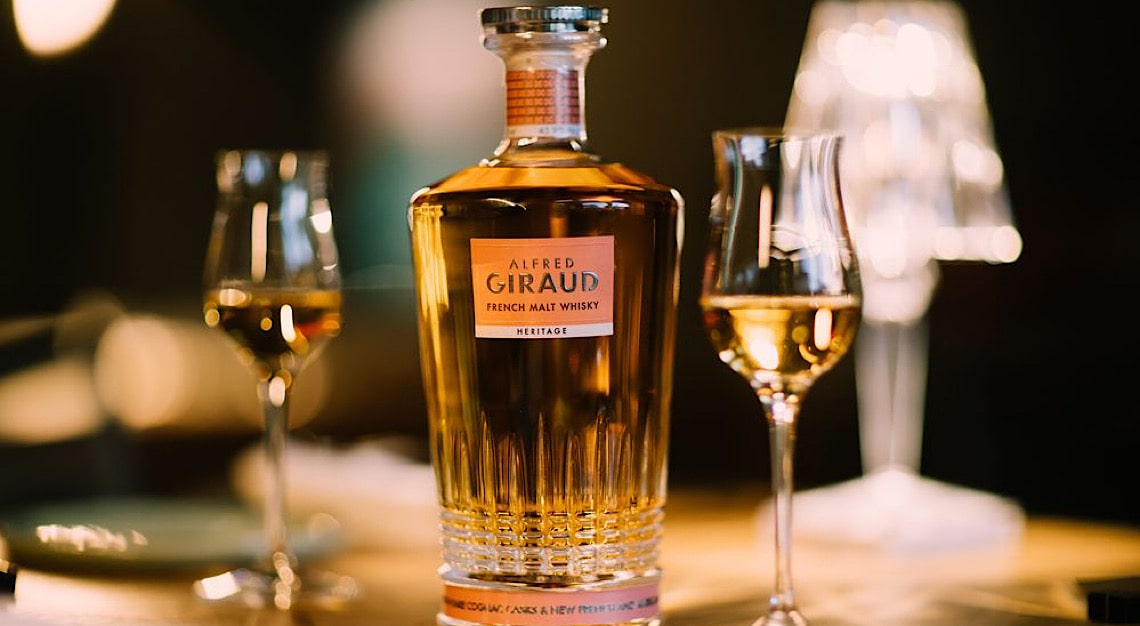 Alfred Giraud Heritage French Malt, France
