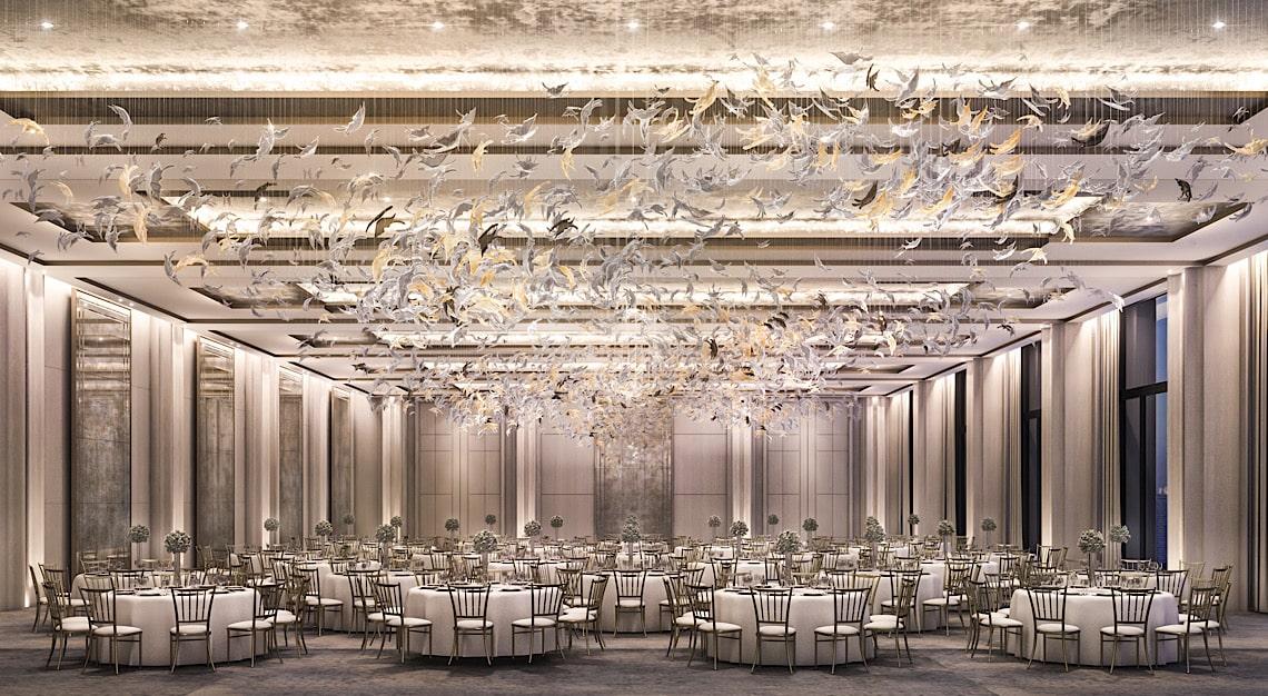 Capella Bangkok Ballroom