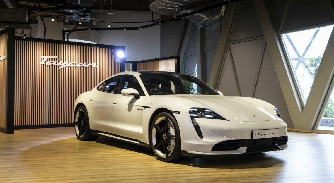 Porsche #DrivingTomorrow exhibitio