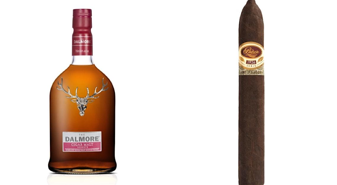 Dalmore Cigar Malt + Padron 1926 Series