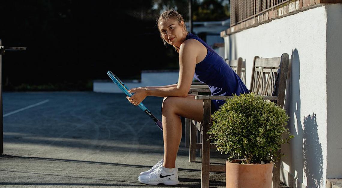 The Skills Maria Sharapova