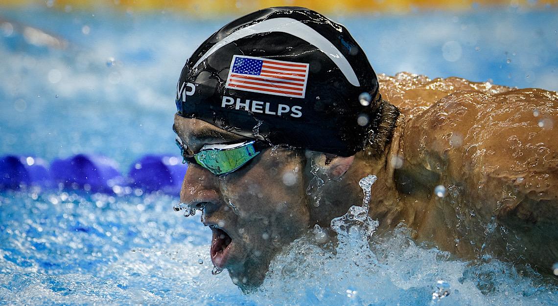 The Skills Michael Phelps
