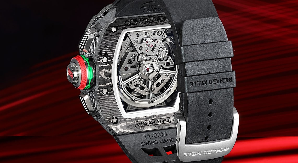 Richard Mille RM 65-01 Crown