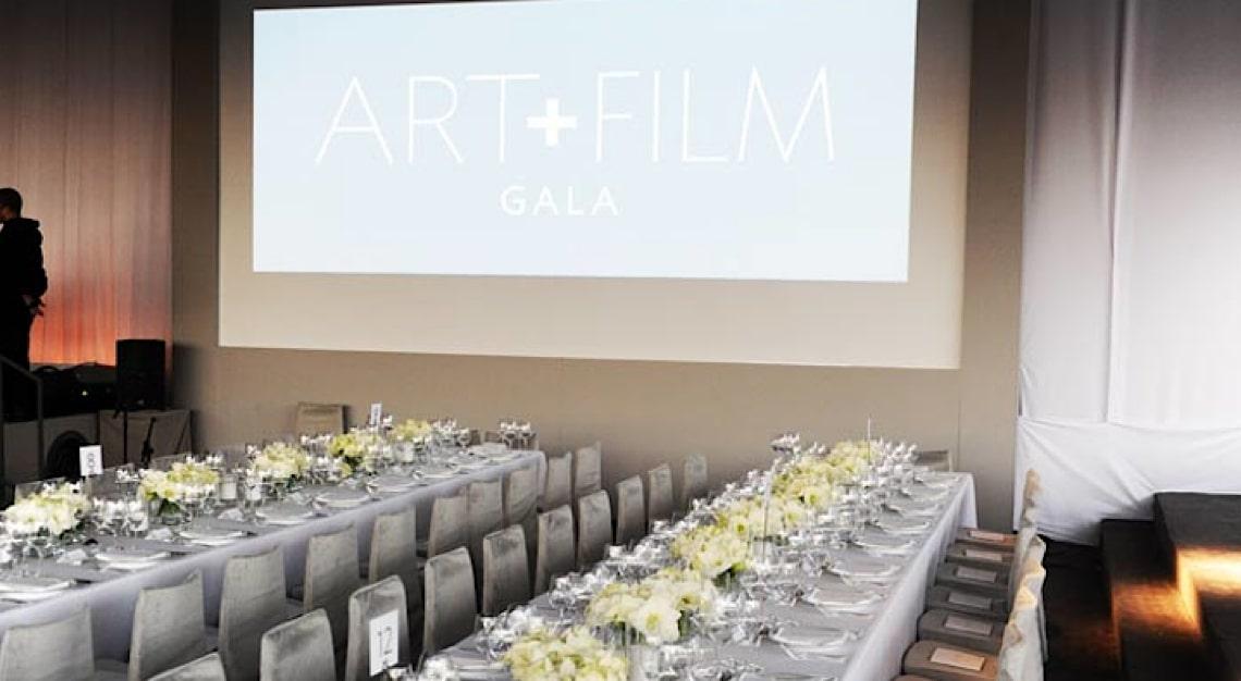 Art+Film gala