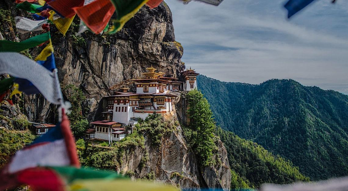 andBeyond Punakha River Lodge, Bhutan