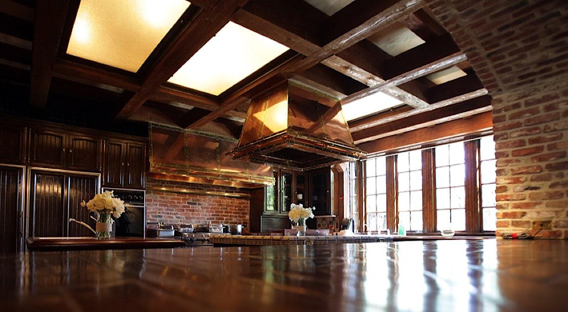 Neverland Ranch Kitchen
