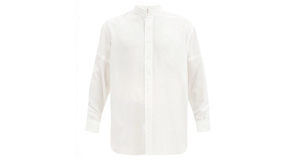 Aldo Maria Camillo Silk Shirt
