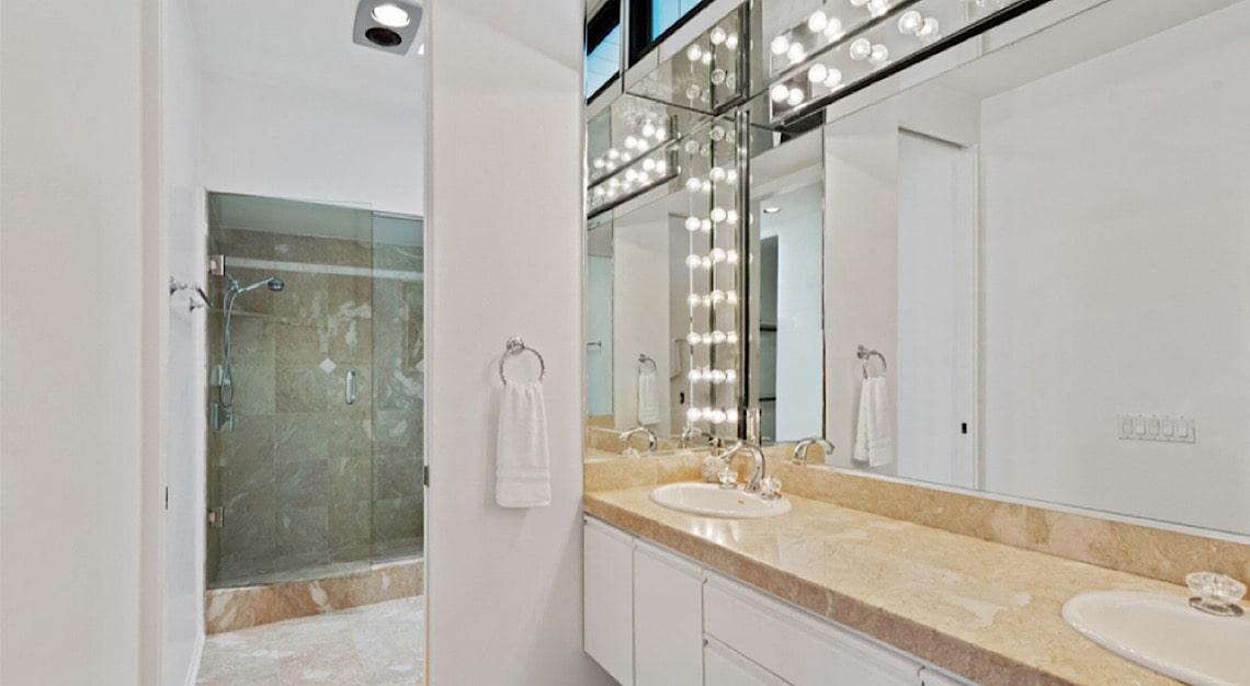 Gal Gadot Penthouse Bathroom