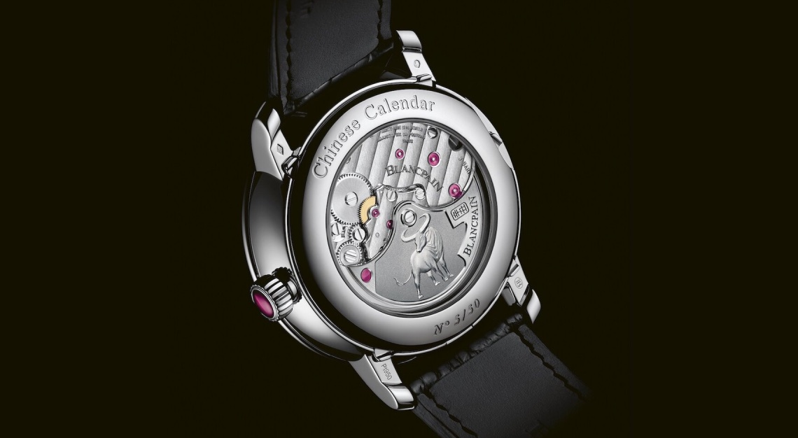 Blancpain Villeret Chinese Traditional Calendar
