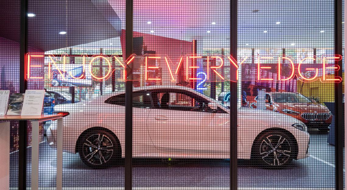 BMW Gastro Drive