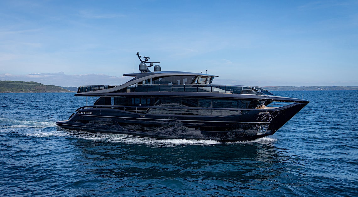 X95 - Princess Yachts
