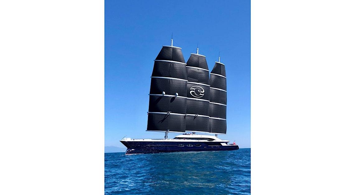 Black Pearl Oceanco