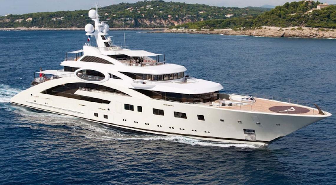 Fraser ACE Yacht