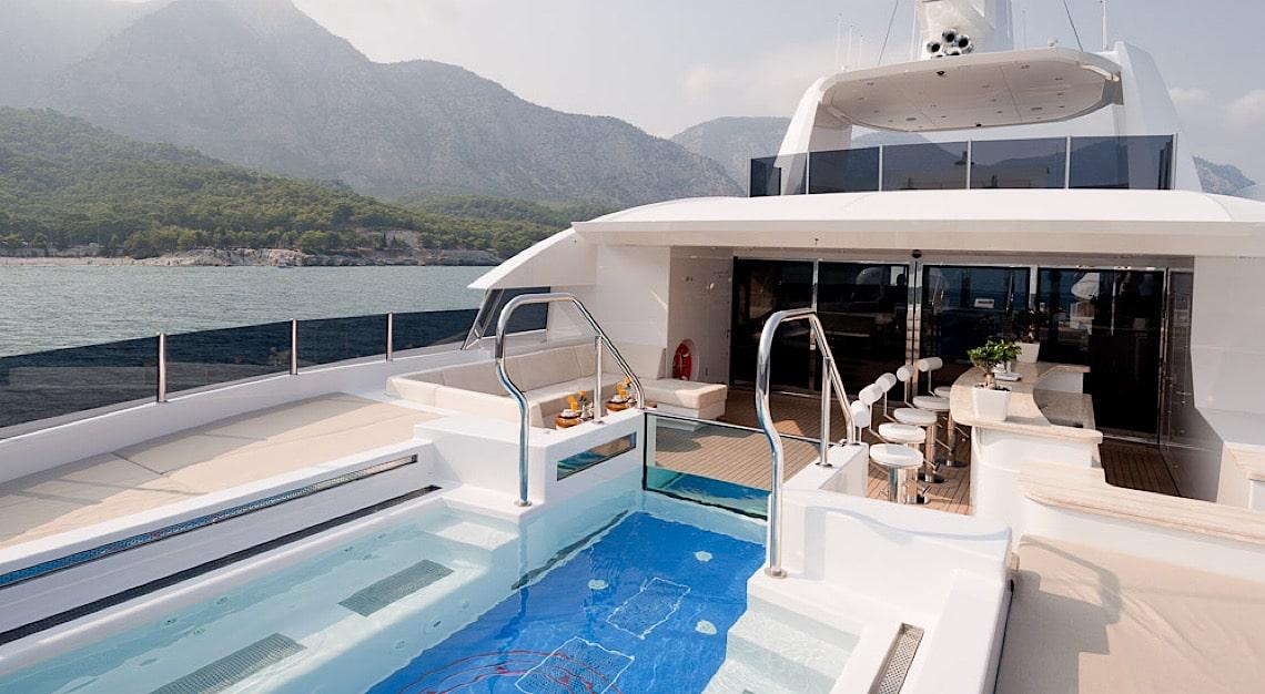 Irimari Sunrise Yachts