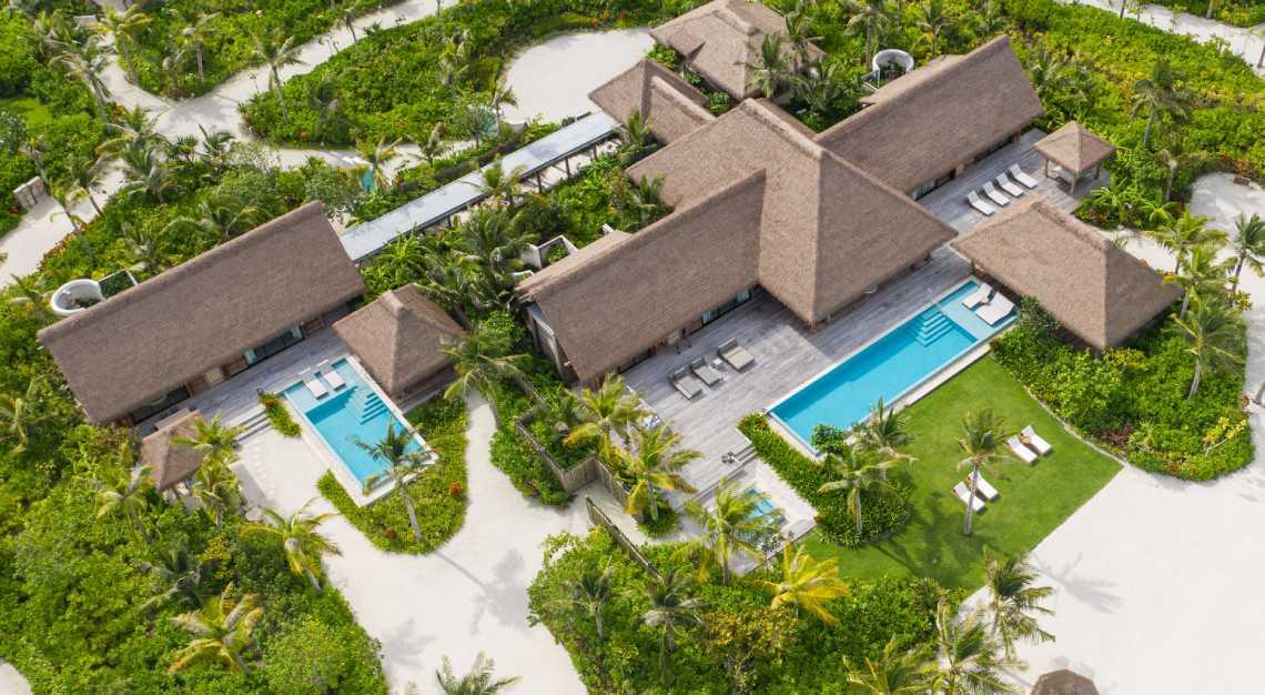 Waldorf Astoria Maldives Ithaafushi Private Island