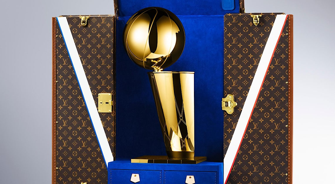 Louis Vuitton x NBA Capsule