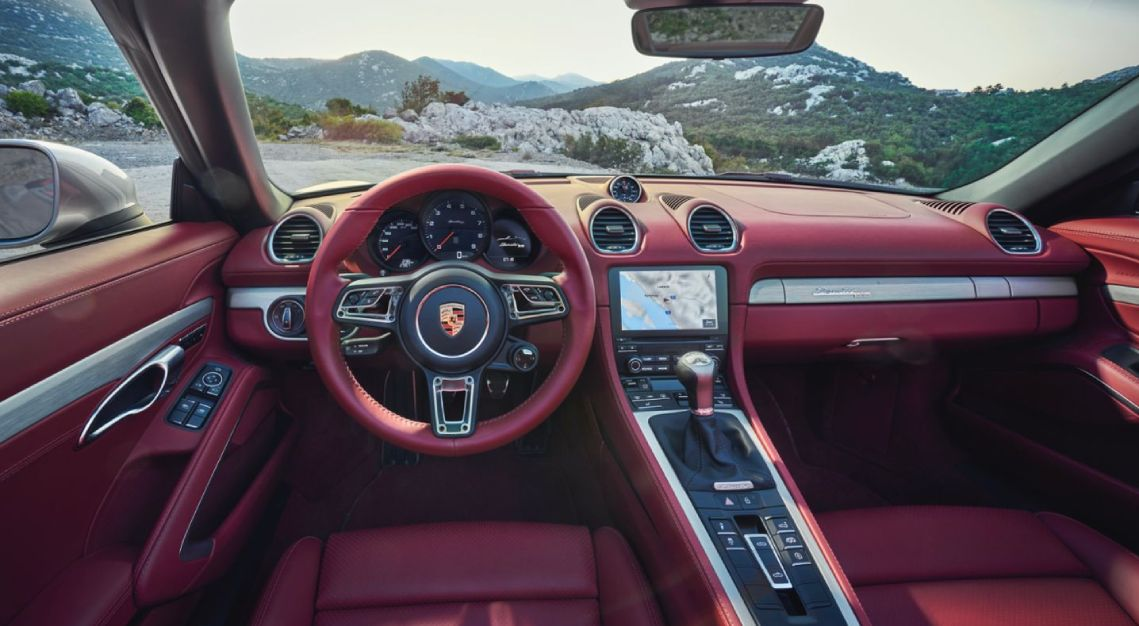 Porsche's Boxster 25 Years