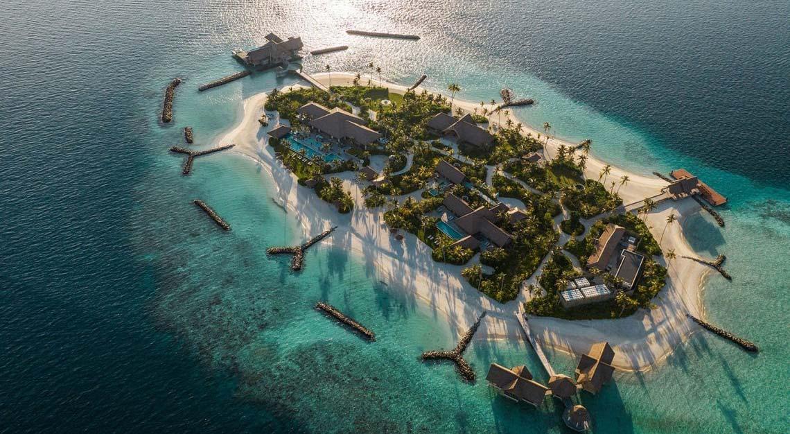 Ithaafushi private island