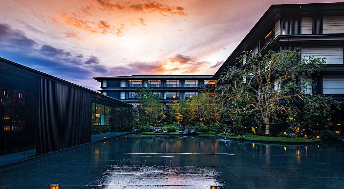 Hotel the Mitsui Kyoto