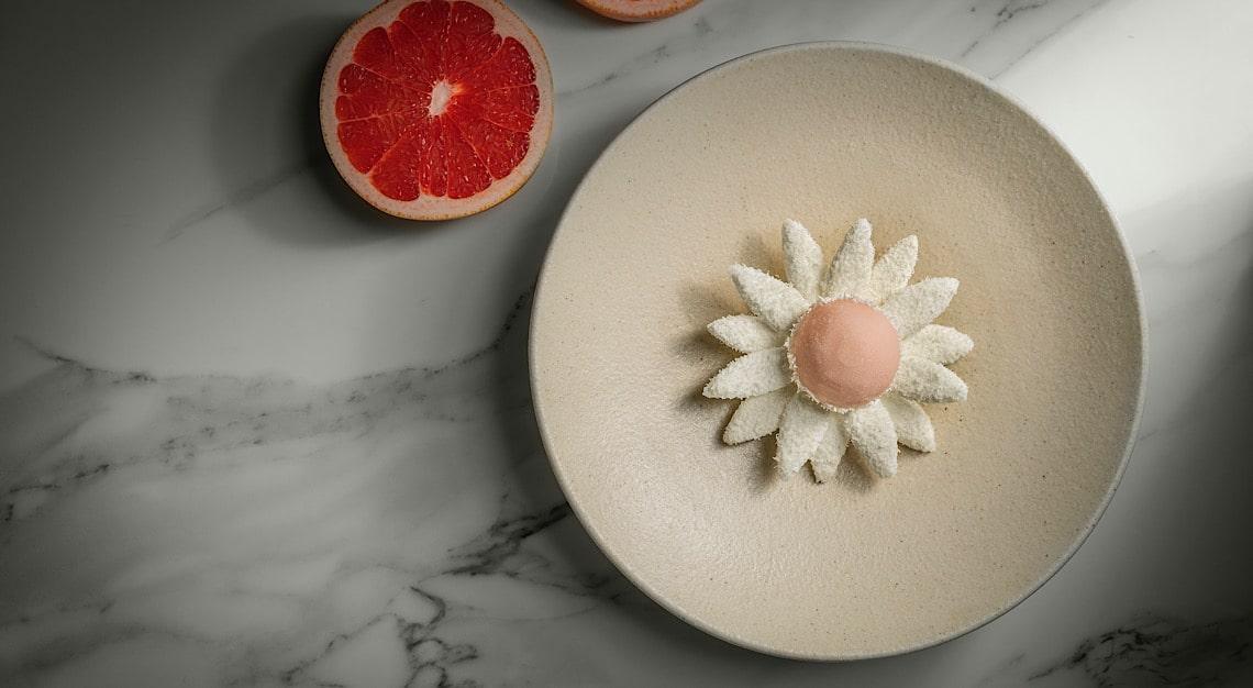 Pollen dessert