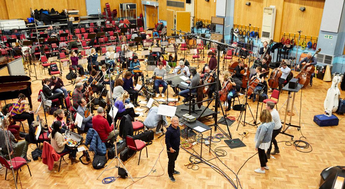 Utopia, London Philharmonic Orchestra