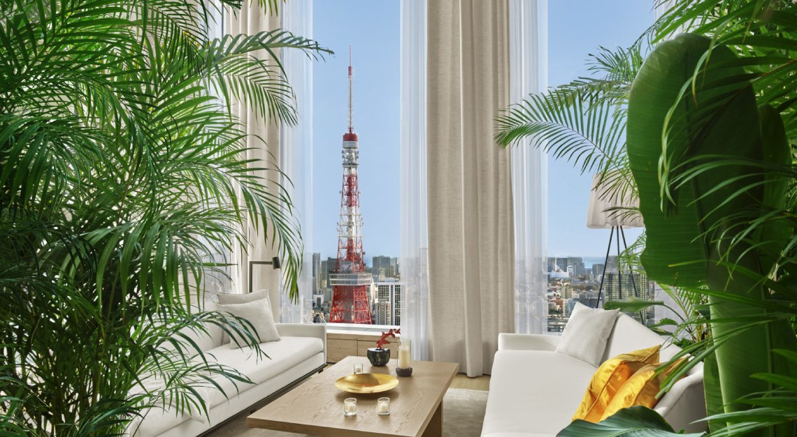 Edition Hotels Tokyo Featured