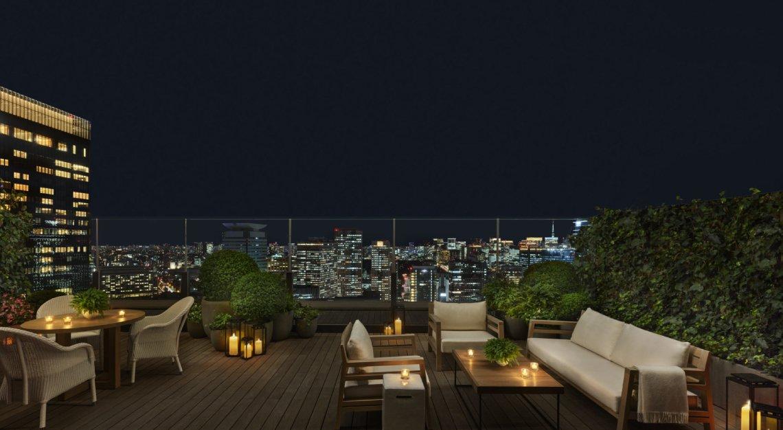 Edition hotel tokyo