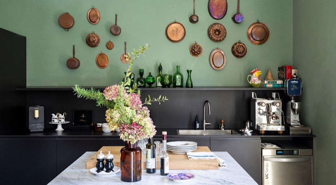 Chef Massimo Bottura Kitchen