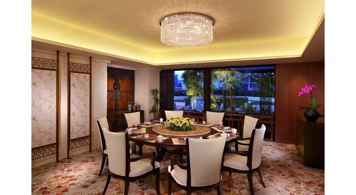 Mandarin Oriental, Singapore_Cherry Garden Private Dining Room