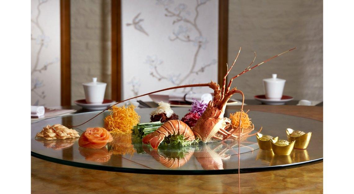 Mandarin Oriental, Singapore_Yu Sheng