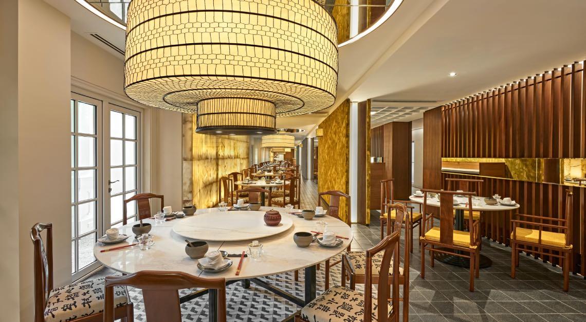 Min Jiang at Goodwood Park Hotel - Main Dining Hall