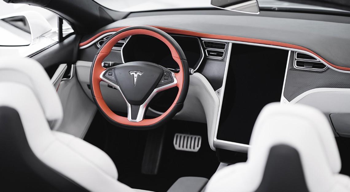 ares design tesla convertible