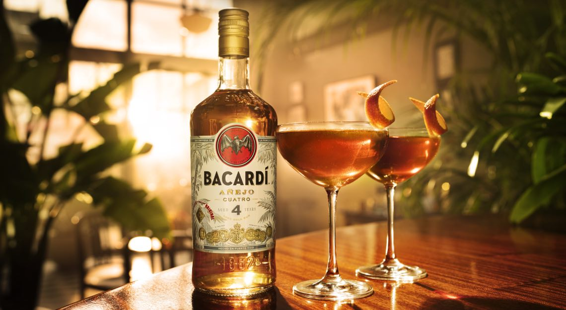 Bacardi crafted for you
