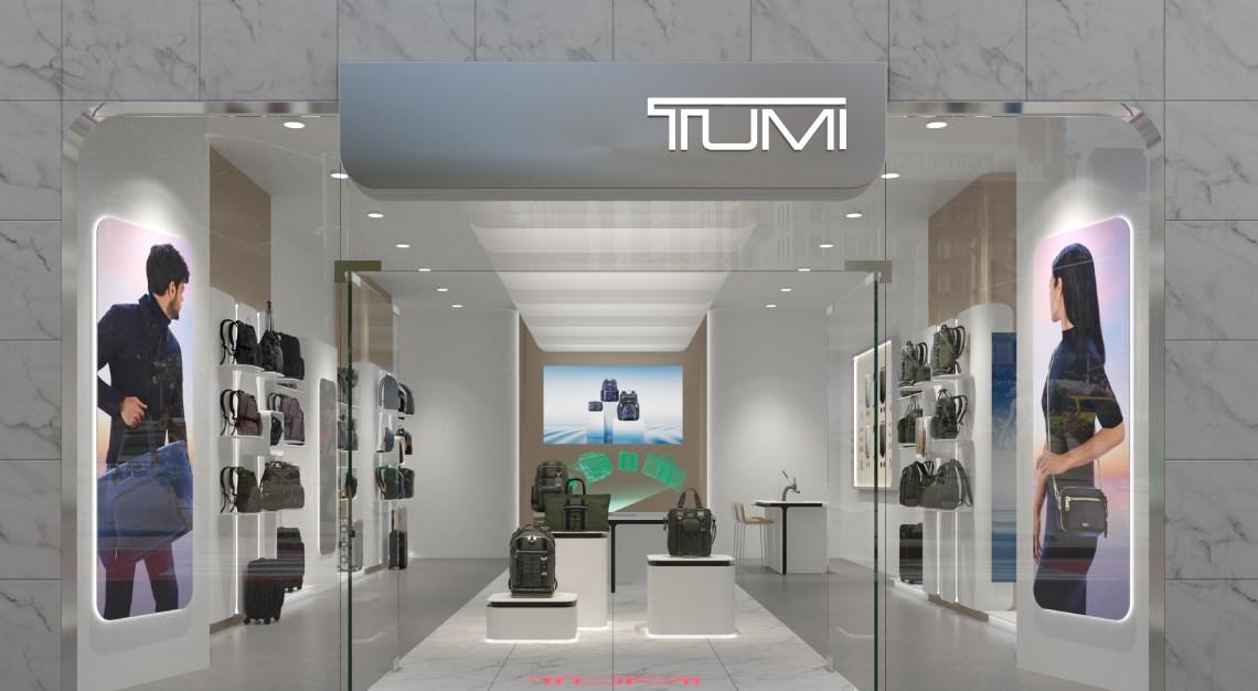 Tumi Virtual Store