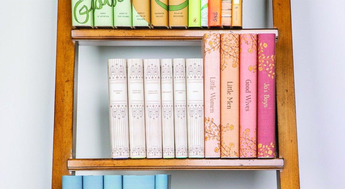 Jane Austen Book Set Juniper Books