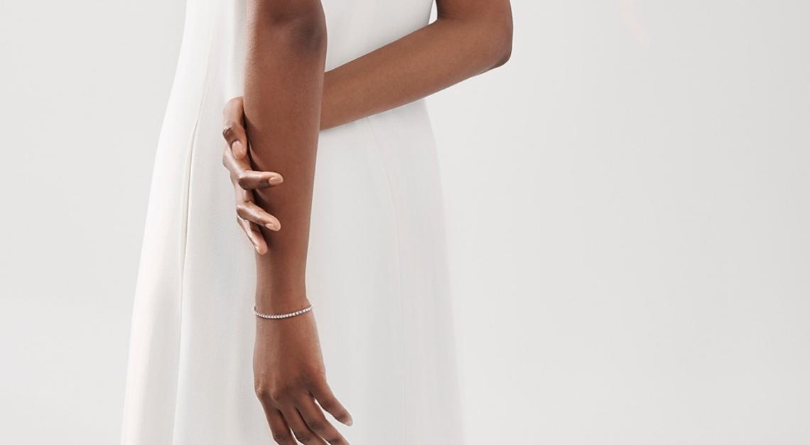 Tiffany Victoria Tennis Bracelet