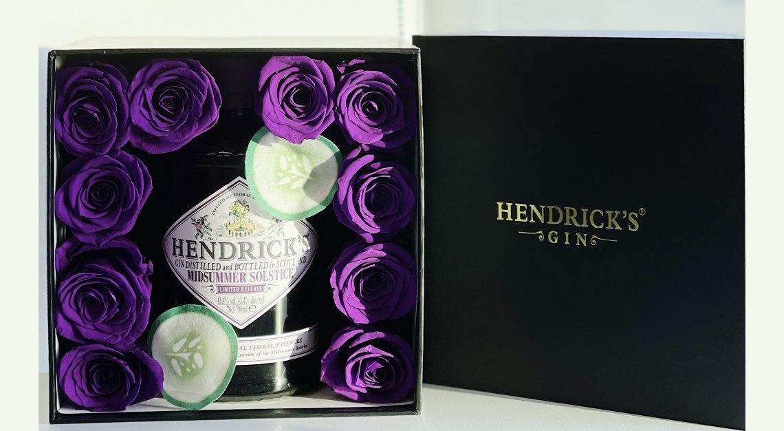 Hendrick's Gin valentine's day