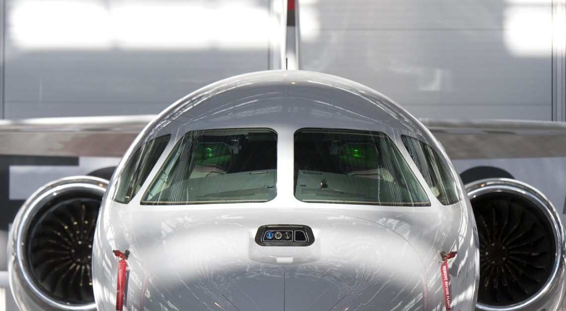 Sustainability in private aviation feature