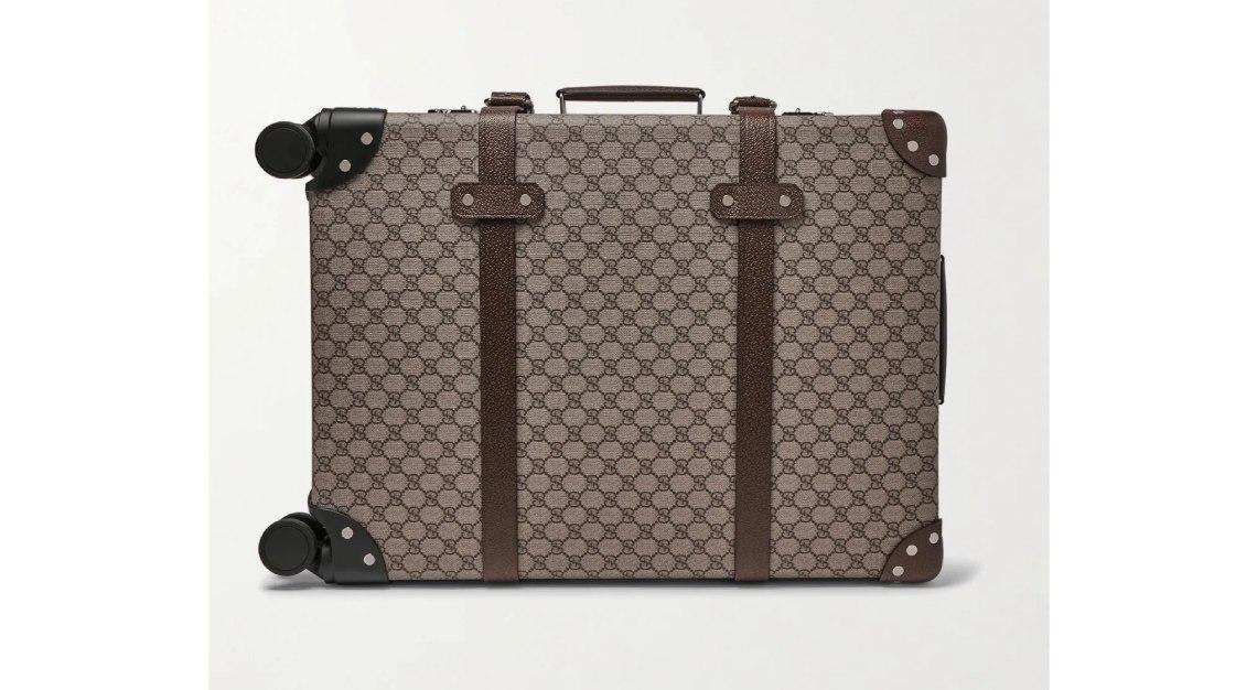 Gucci x Globe-Trotter suitcase