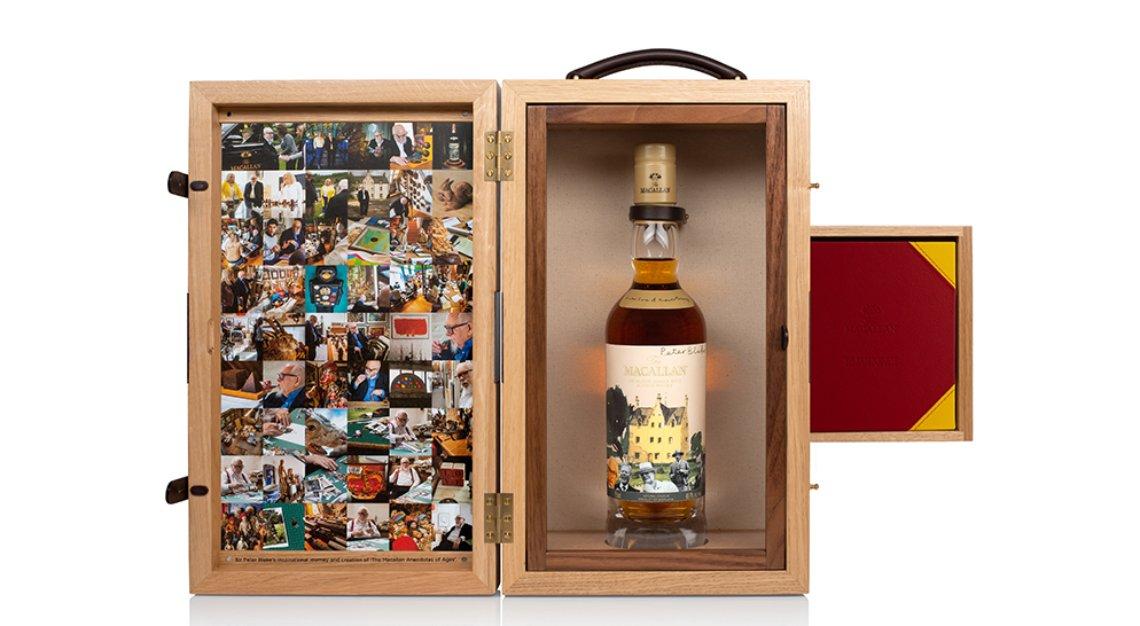 The Macallan Whisky Peter Blake