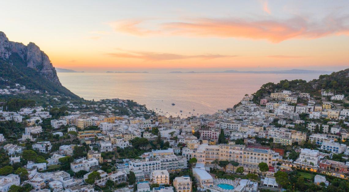 Capri Hotel La Palma Oetker Collection
