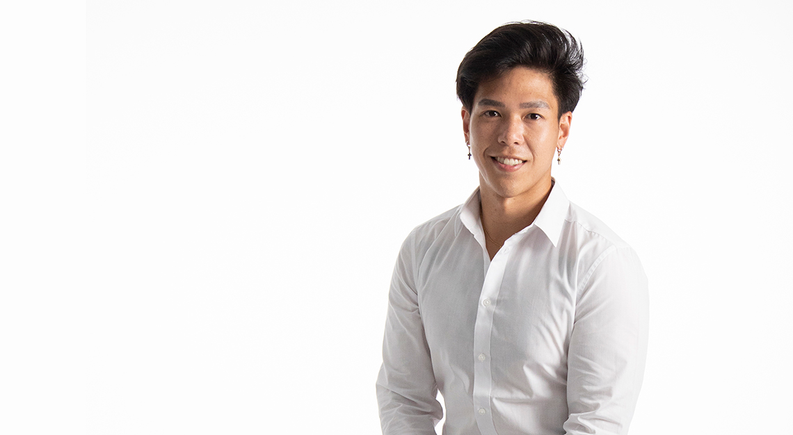 Leon Qiu, CEO of Get Myanmar