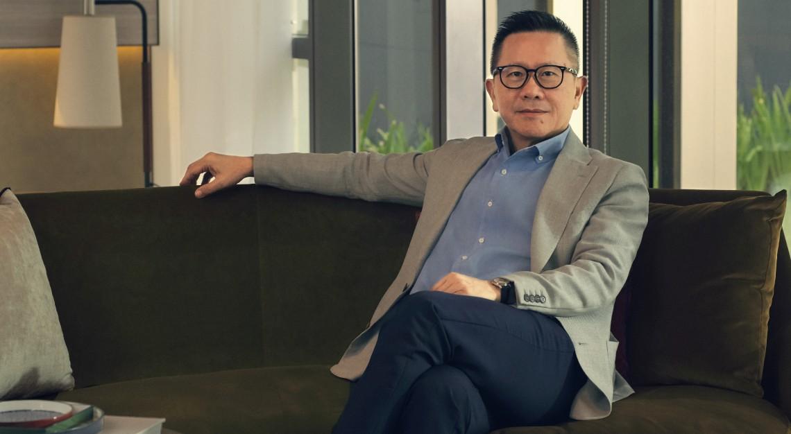 SC Global Simon Cheong