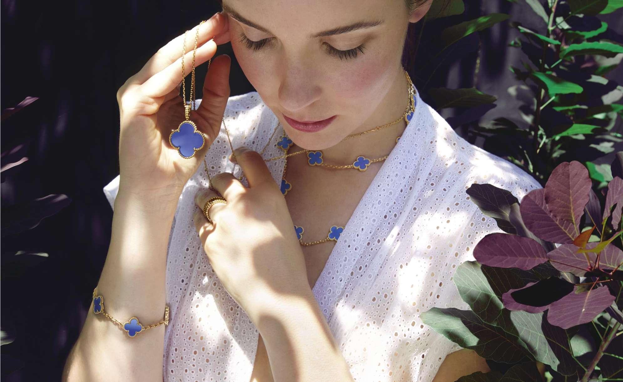 van cleef and arpels alhambra